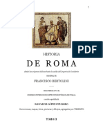 Bertolini - Historia de Roma II