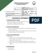 Guia Programatica Matematica Intermedia 2