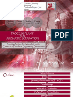 Final GP2 Process Plantfor Aromatic Extraction
