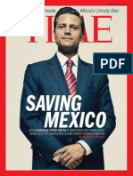 TIME Magazine -- 2014Feb - Enrique Peña Nieto - Saving-Mexico.pdf