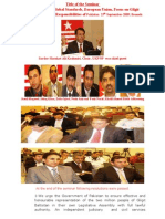 Pictures and Resolutions of 25th September-2009, Seminar on Gilgit Baltistan