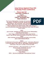 Thursday Press Event - No on 200[1]