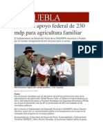 13-02-2014 Milenio.com - Ratifican apoyo federal de 230 mdp para agricultura familiar.pdf