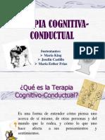 5ta Terapia Cognitiva Conductual