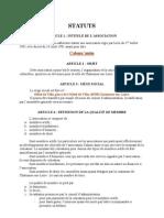 Microsoft Word Statuts Bf 2007