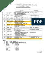 Jadwal Metris Psf '12-'13 Revisi