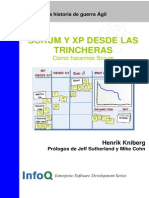 Scrum y XP Desde Las Trincheras