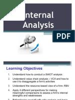 Chap006 Internal Analysis