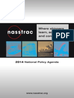 2014 NASSTRAC National Policy Agenda