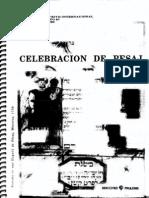 Celebracion Del Pesaj (Pascua) - Klenicki Leon