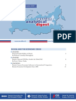Russian Analytical Digest 65