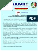 Qualificazione Ai Campionati Italiani Karate