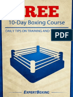 Expert Boxing Free Boxing Course