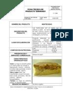 fichatecnicamantecada1-doc1-101005210912-phpapp02