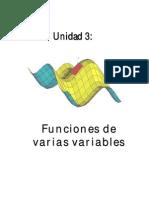 Unidad 3 Cc3a1lculo de Varias Variables 1