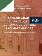 El Legado Arabe en AlAndalus y Europa Occidental Las Matematicas