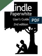 Kindle Paperwhite V2 UserGuide US
