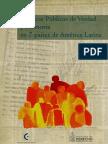 Estudio Politicas Publicas Verdad y Memoria