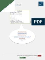 Resumen Clase 1 - Tus Clases de Portugues