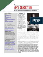 Press Kit Cevis's Deadly Sin