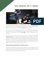 Plan de Desarrollo Profesional Para El Vendedor Consultivo