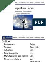 Integration & Actuation Presentation