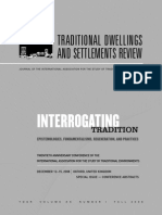 Interrogating Tradition