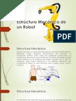 Estructura Mecánica de un Robot
