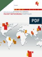 Ciena Packet Networking Portfolio PB(1)