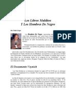 Los Libros Malditos Y Los Hombres De Negro.doc