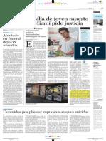 Familia de Joven Muerto en Miami Pide Justicia