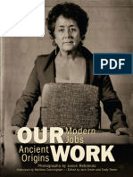 Our Works, Ancient Origens, Modern Jobs, By Jason Reblando