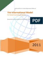 International Counseling Model Handbook