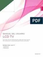 Manual Tv LCD