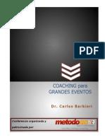 Manual Coaching Grandes Eventos