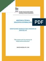 201205251958140.Lineamiento-Orientaciones Ate PDF