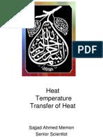 heattempheat transfer