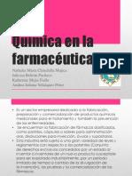 Química en la farmaceútica (1)