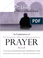 The Conditions and Pillars of Salat