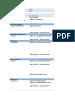 Ubicacion Tecnica (Areas y Equipos)