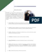 Arquitectura y construcción (Glosario de términos)