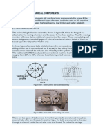 CNC SYSTEMS Mechanical Components