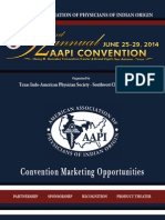 AAPI Convention Marketing Prospectus