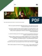 Deya Dossier Presse 2014