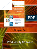 intro ch 08aproductivity software
