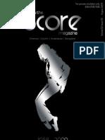 The Score Magazine - August 2009