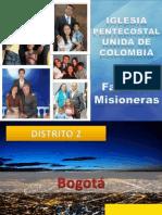 Fotos Familias Misioneros - Actualizado a Enero 2014