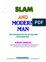 Islam and Modern Man by Maryam Jameela