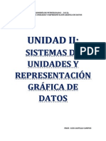 Unidad II Sistemas de Unidades y Representaci n Gr Fica de Datos