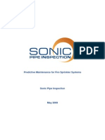 Sonic Pipe Inspection Introduction